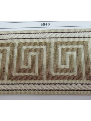 10246-6840 tan cream- TRIM