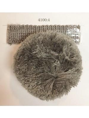 4100-4 Grey-TRIM