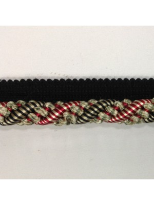 601-406 Black/Red/Green