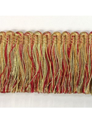 602-A11 Red/Gold/Green