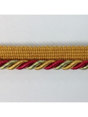 615-A11  Red/Gold/Green