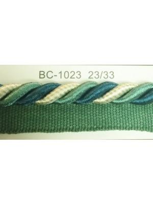 BC1023-23/33 Navy/Turq