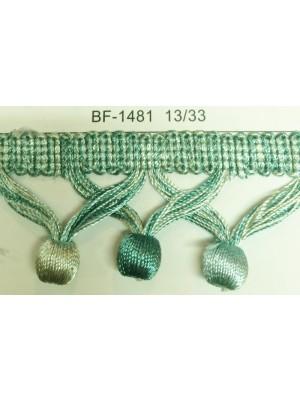 BF1481-13/33 teal multi