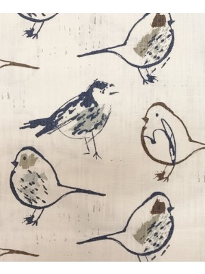 Bird Toile-RegalBlueSlubCan-PP