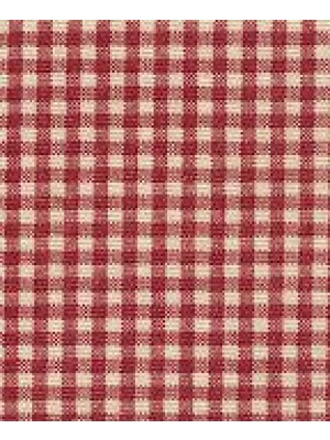 Gingham-Red/Crimson-OR