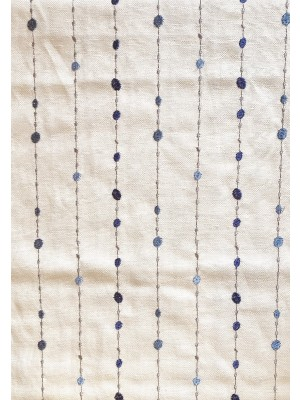 K-Bead Curtain-Indigo-REG