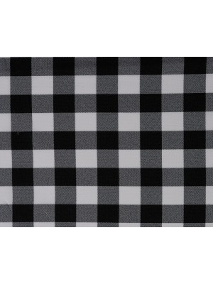 Table Check-Black-PLAS