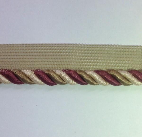 Plum Twist Cord